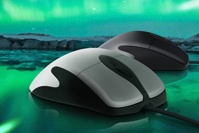 Microsoft Pro IntelliMouse Mouse