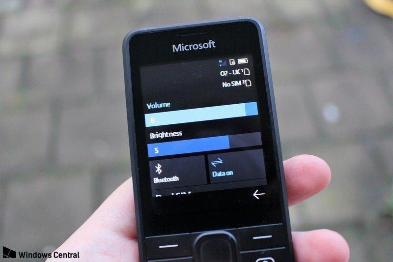 Estuvimos cerca de ver un Feature Phone con la marca Microsoft