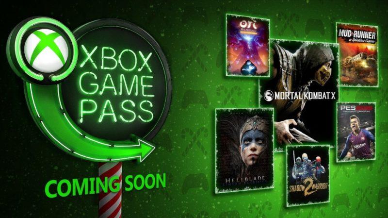 Nuevos juegos Xbox Game Pass: Mortal Kombat X, PES 2019 y más