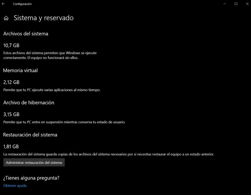 Microsoft pasará a designar un espacio específico en Windows 10 para asegurarse que puedes actualizar