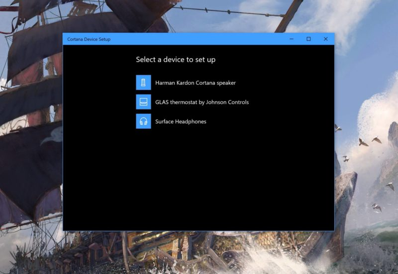 Cortana Device Setup ya permite configurar los Surface Headphone