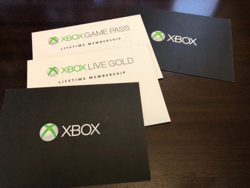 Podríamos ver suscripciones Xbox Live Gold y Game Pass vitalicios