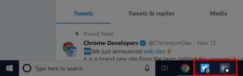 Chrome prepara mejoras a la hora de usar PWA en Windows 10