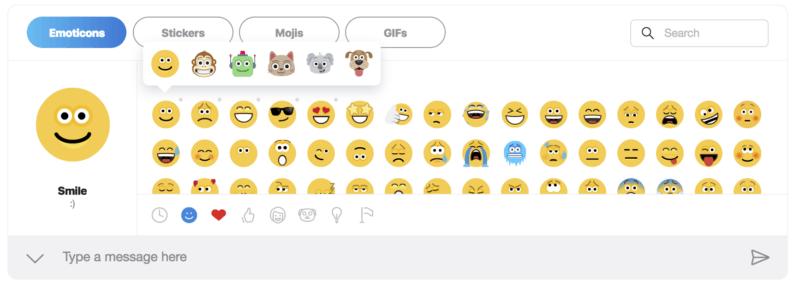 Skype Insider añade Emoticonos personalizados