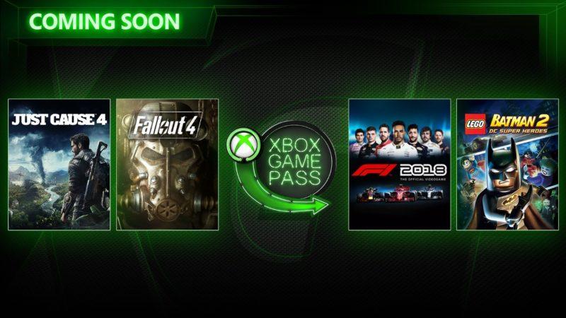 Estos son los juegos añadidos a Xbox Game Pass en Marzo