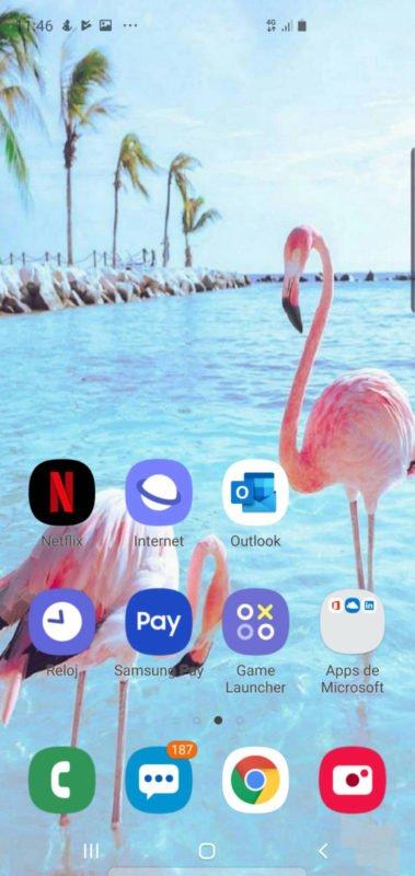 Outlook ya cuenta con un icono rediseñado en Android