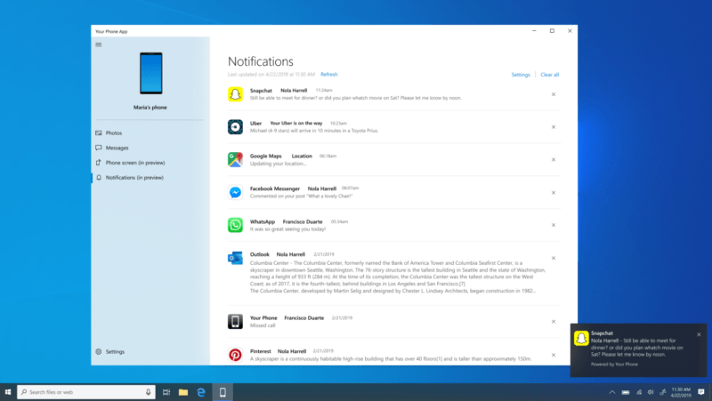 La Build 18885 de Windows 10 Insider Preview disponible para el anillo rápido y Skip Ahead