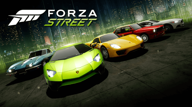 Forza Street para PC y Mobile