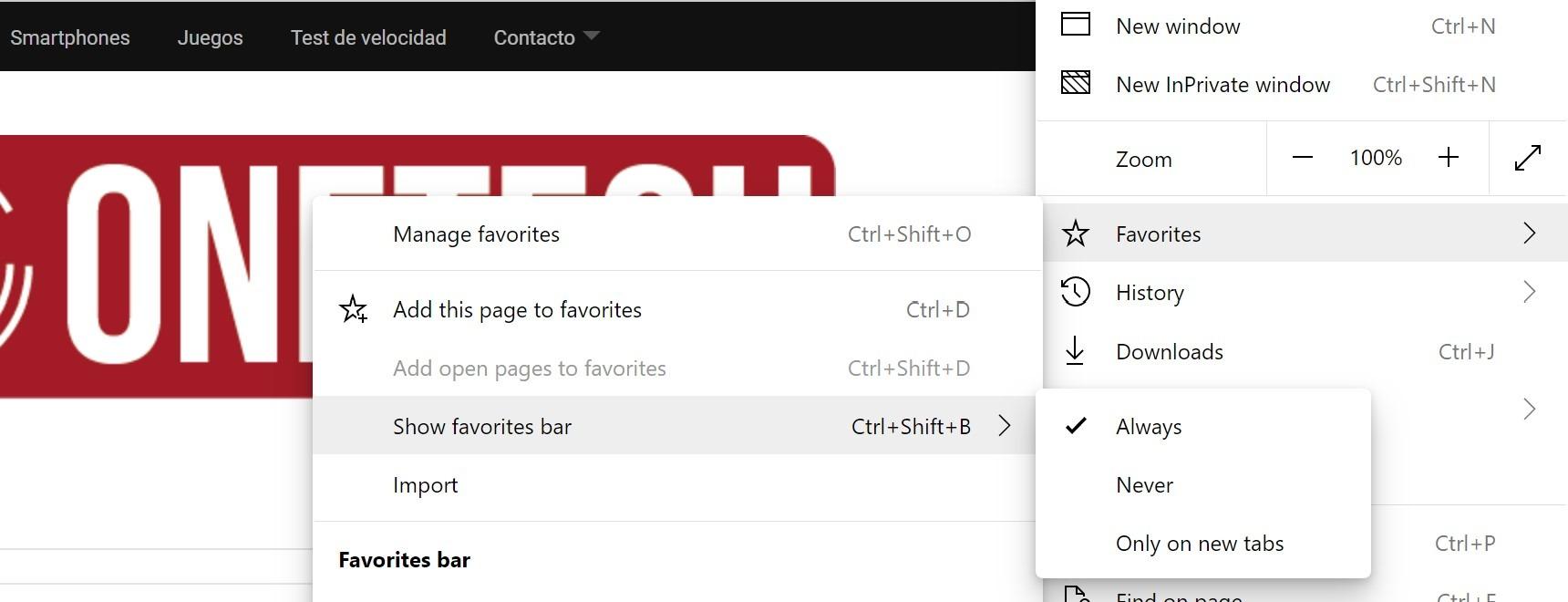 """El nuevo Microsoft Edge """"Canary"""" recibe su primera actualización"""