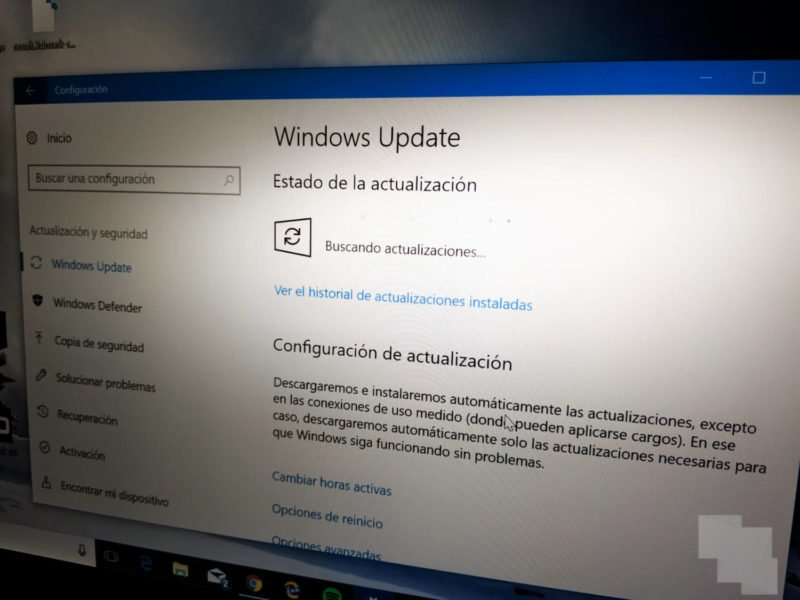Build 17763.529, nueva acumulativa para Windows 10 October 2018 Update