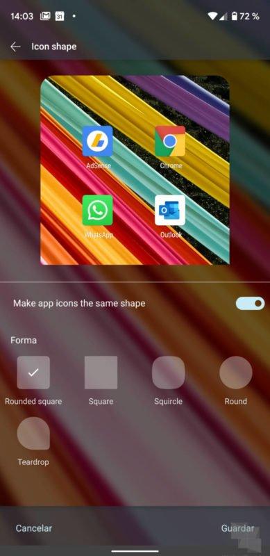 Microsoft Launcher para Android mejora las opciones de personalización