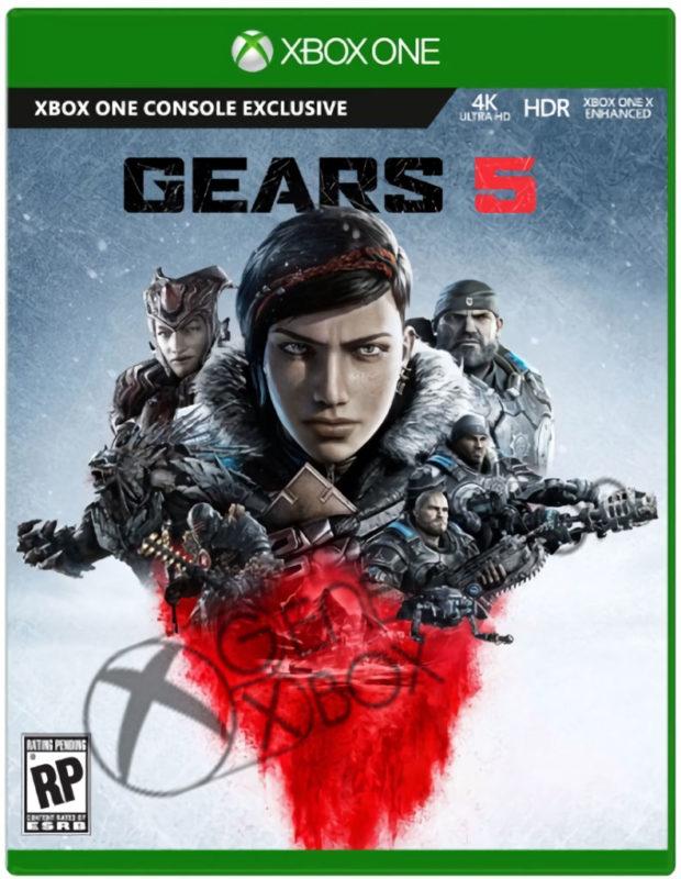 Gears 5 podría lanzarse el 10 de Septiembre