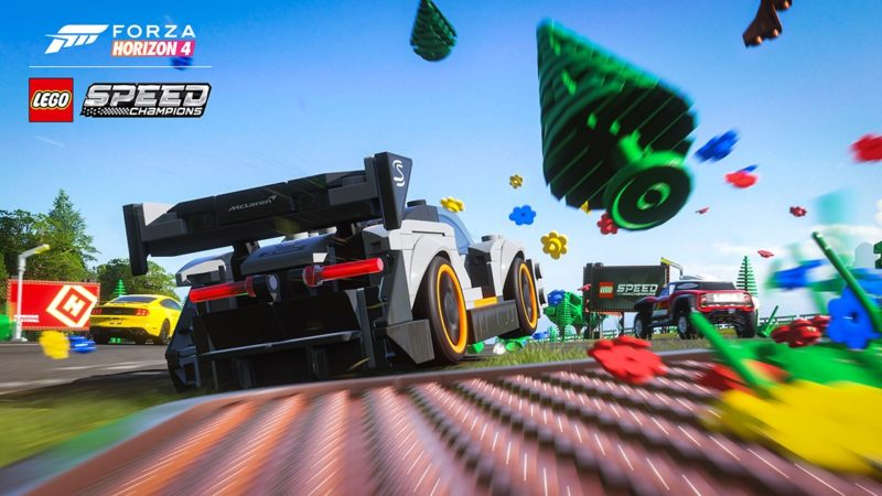 LEGO Speed Champions ya disponible para Xbox One y Windows 10