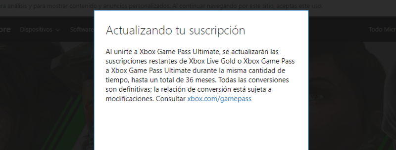 Xbox Game Pass Ultimate disponible para todos por solo 1€