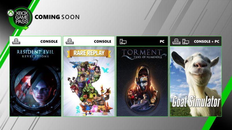 Cuatro nuevos juegos llegan a Xbox Game Pass en Junio