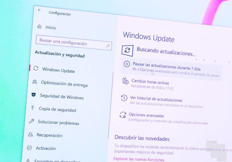 Microsoft lanza la May 2019 Update para los usuarios en la Windows 10 April 2018