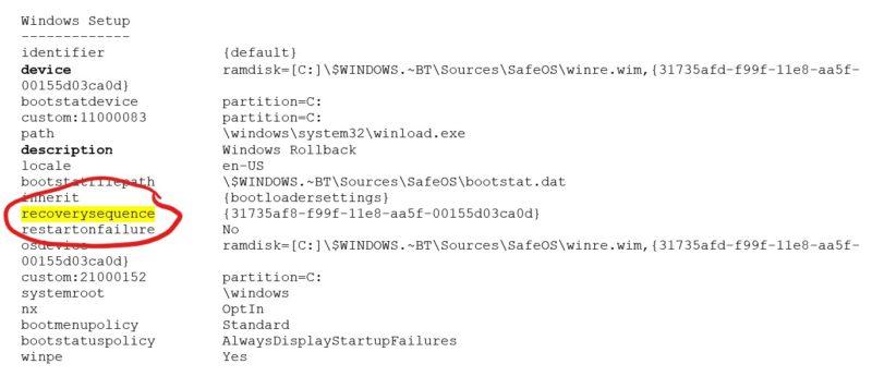 Microsoft explica los problemas de actualización con error c1900101