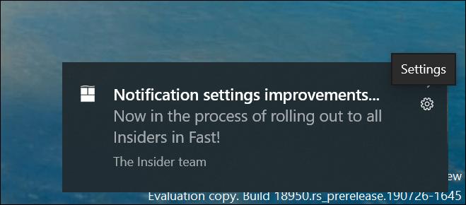 Ya tenemos disponible la Build 18956 en el anillo rápido