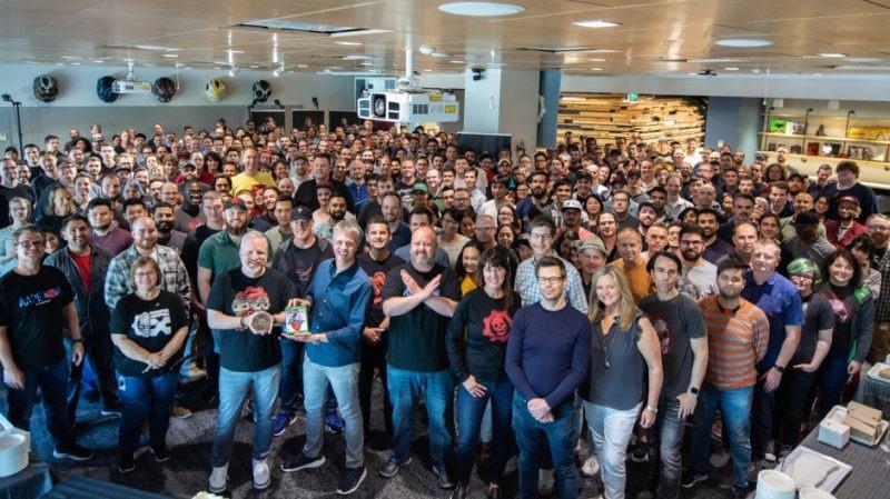Gears 5 ya es gold comienza la producción física