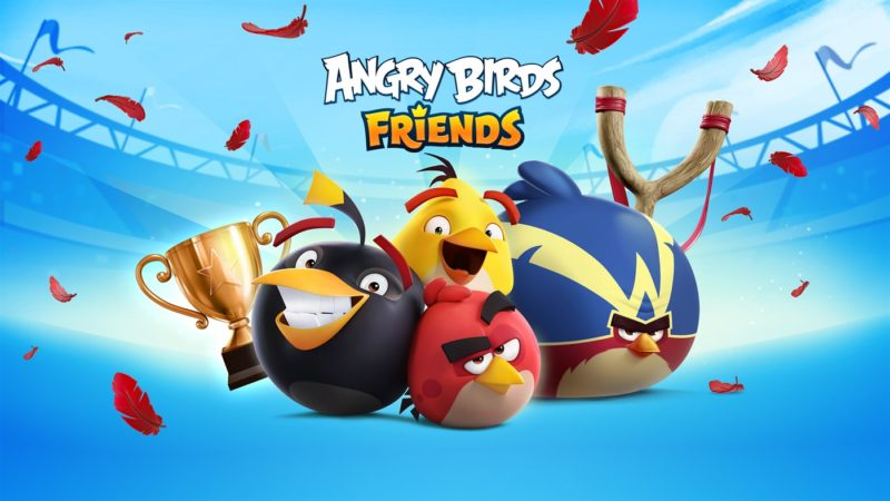 Angry Birds Friends desembarca en Windows 10