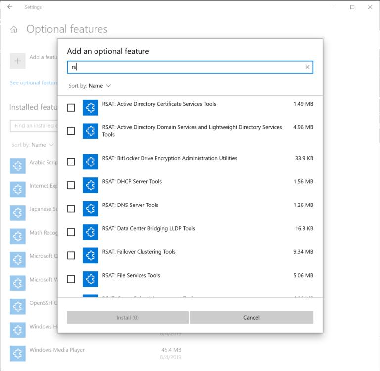 La Build 18963 llega al anillo rápido de Windows 10