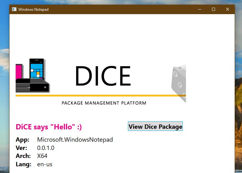 Notepad ya está disponible en la Microsoft Store