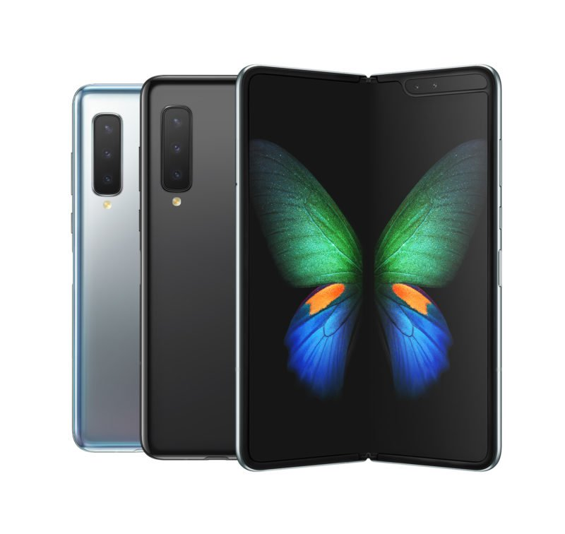 El Samsung Galaxy Fold llegará a España el 18 de Octubre