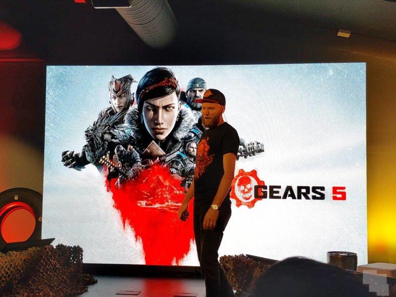 Gears 5 logra el mejor lanzamiento de un juego de Xbox Game Studios