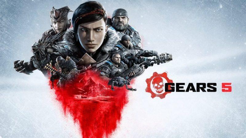Gears 5 ya está disponible para Xbox One, Windows 10 y Steam