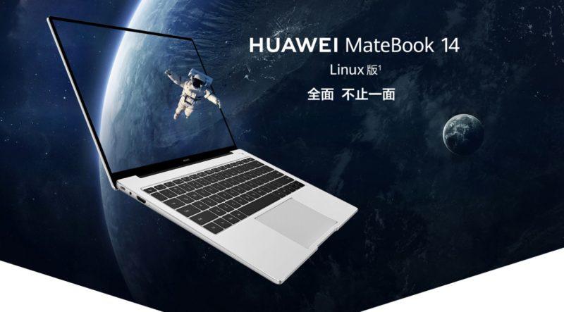 Huawei busca alternativas a Windows  y ya vende portátiles con Linux