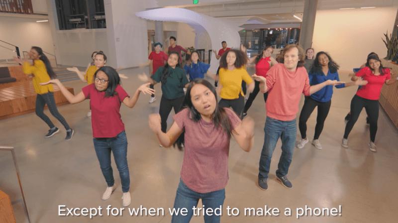 Microsoft tira de humor para reírse de su fracaso con Windows Phone