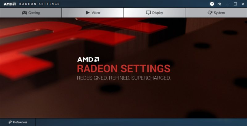 AMD Radeon Software ya está disponible en la Microsoft Store