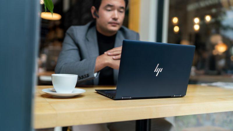 Elite Dragonfly, así es el portátil ultraligero de HP