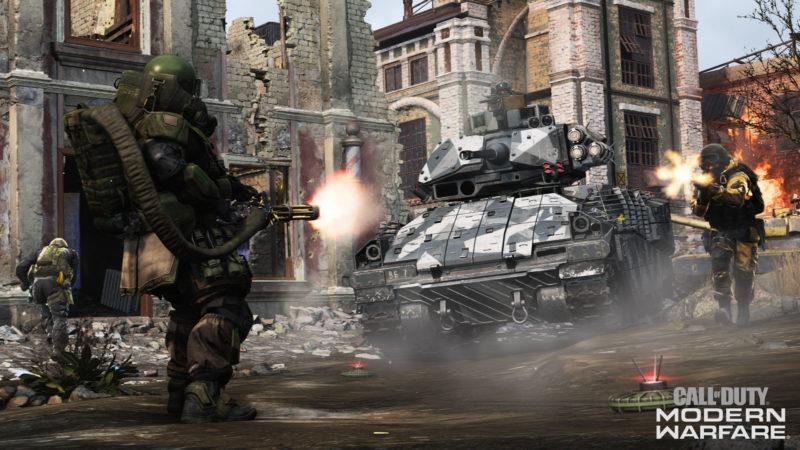 Call of Duty: Modern Warfare ya está disponible para consolas y PC
