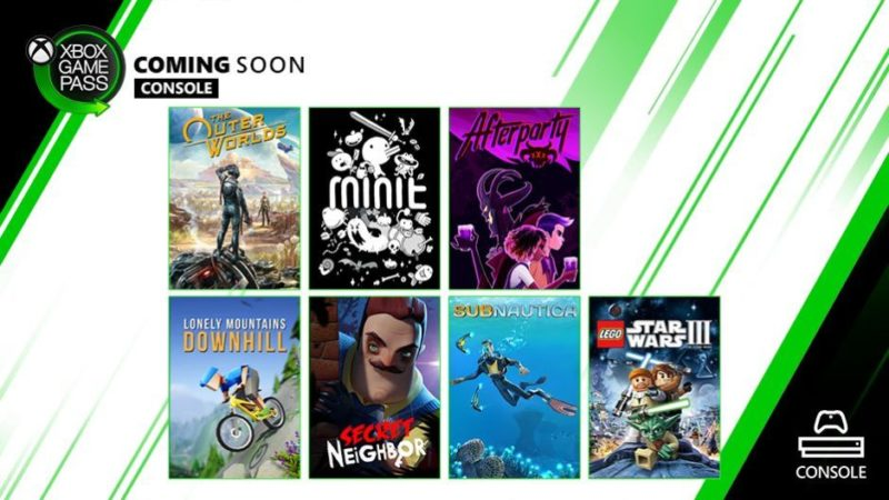 Estos son los nuevos títulos para Xbox Game Pass que están por llegar