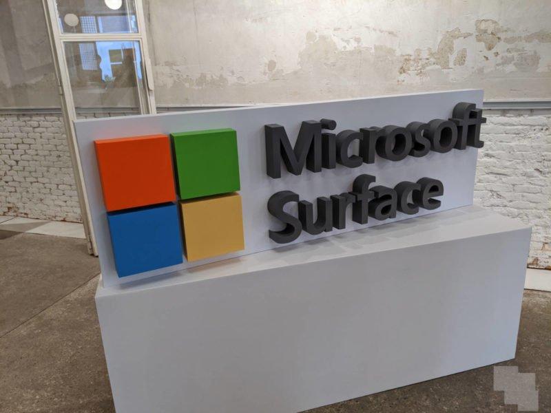 Microsoft presenta los nuevos Surface en España
