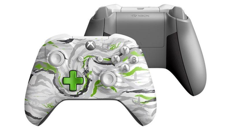 Microsoft anuncia el nuevo mando Xbox DPM X019 Exclusivo