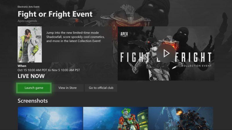 Xbox Events (Beta), nueva App para no perderte los eventos de tus juegos