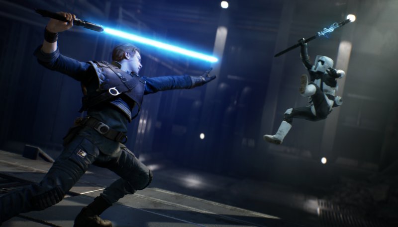 Star Wars Jedi: Fallen Order, ya disponible para Xbox One, PS 4 y PC