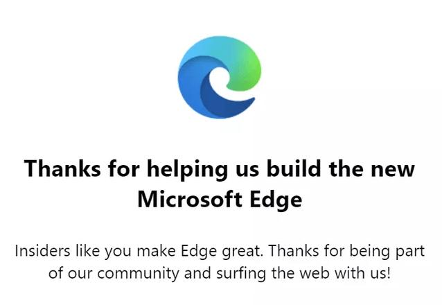 Microsoft desvela su nuevo logo para Edge