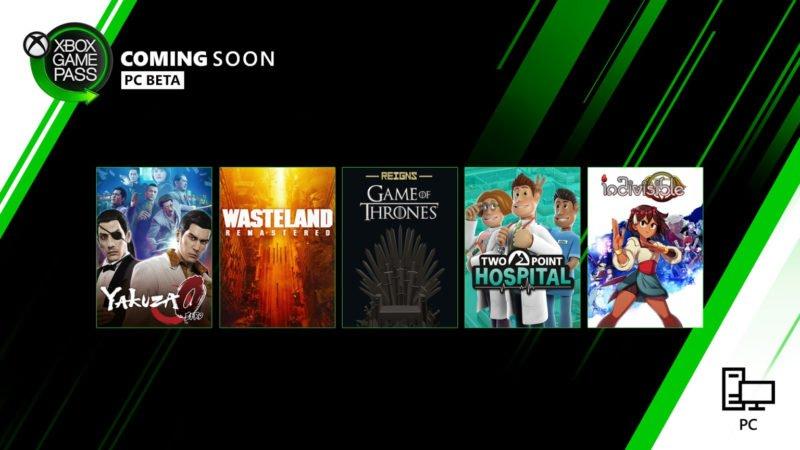 Nuevos títulos llegarán a Xbox Game Pass en los próximos días