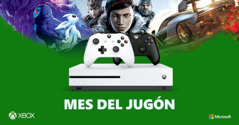 """Aprovecha las impresionantes ofertas en consolas del """"Mes del jugón"""" de Xbox"""
