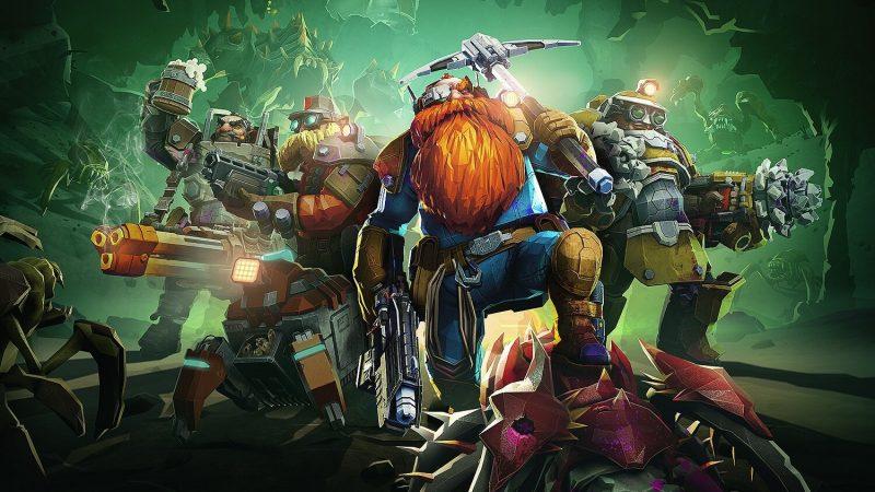 Deep Rock Galactic, llegará el 13 de Mayo como Xbox Play Anywhere