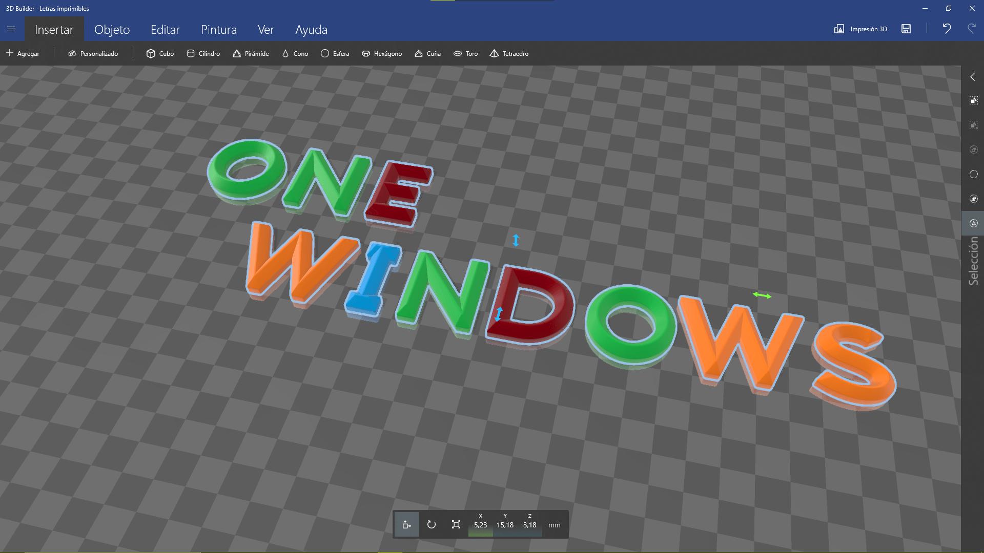 3D Builder, qué es y para qué sirve