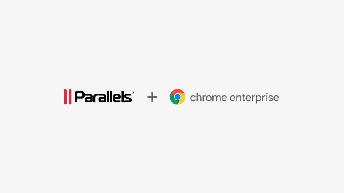 Chrome OS Enterprise podrá ejecutar aplicaciones de Windows gracias a Parallels