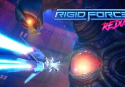 Rigid Force Redux portada