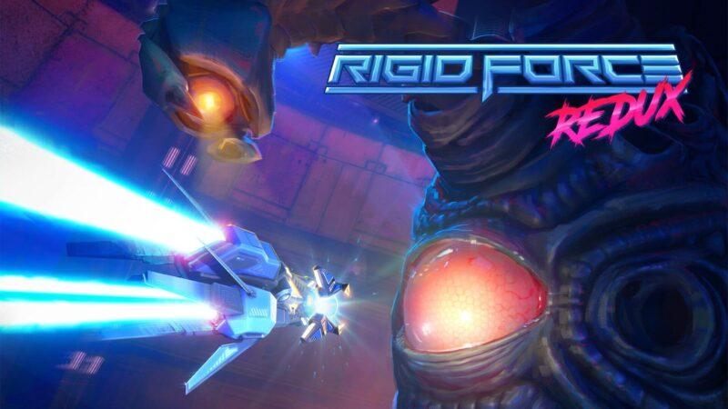 Rigid Force Redux portada
