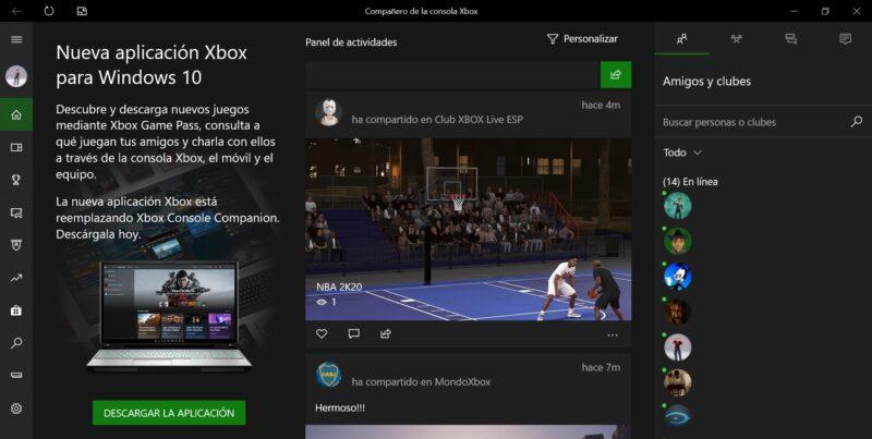 React Native Xbox App