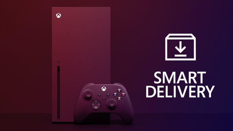 Xbox Series X y Xbox Smart Delivery, compra un juego y disfruta de su mejor versión