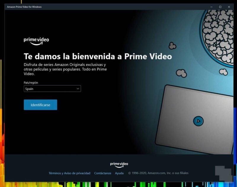 Amazon Prime Video, ya puedes descargar la app para Windows 10